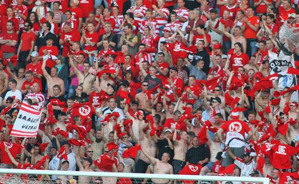 Fans des Halleschen FC